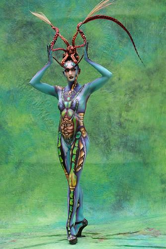 Body- Painting 2016-3103