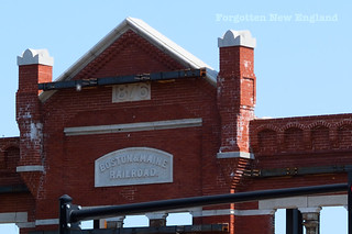 Rialto Building, Lowell   by forgottennewengland