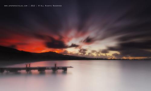 sunset sea seascape beach nature colors landscape nikon aegeansea kosisland hoyand8 nikond7000