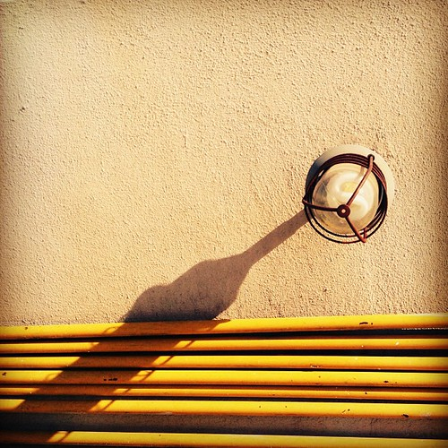 Sombra #oneshadows #amarillo #yellow #pueblagram #instapue #mexigers #mextagram