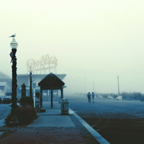 Fog on the Boardwalk | by jenni from the block