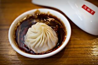 xiao long bao @ din tai fung | by p.lu