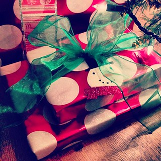 #christmas presents all wrapped and under the tree (this is a small, small part) | by CS_McMahon