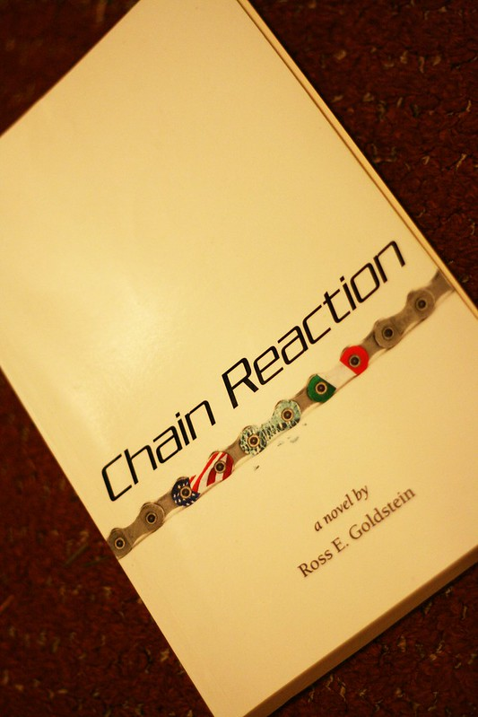 Chain Reaction by Ross Goldstein