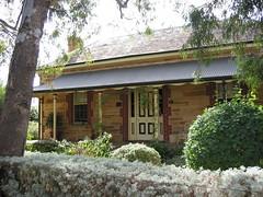 Cheesman home, Willunga, in 2005.