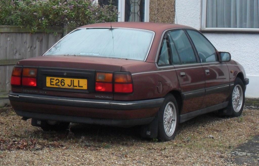 1988 Vauxhall Senator 3.0i automatic