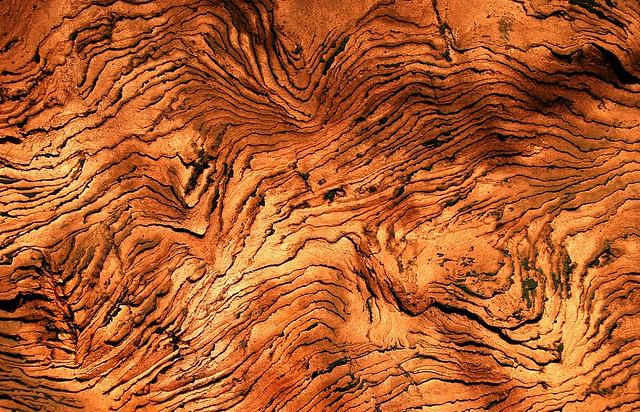 Copper specimen detail