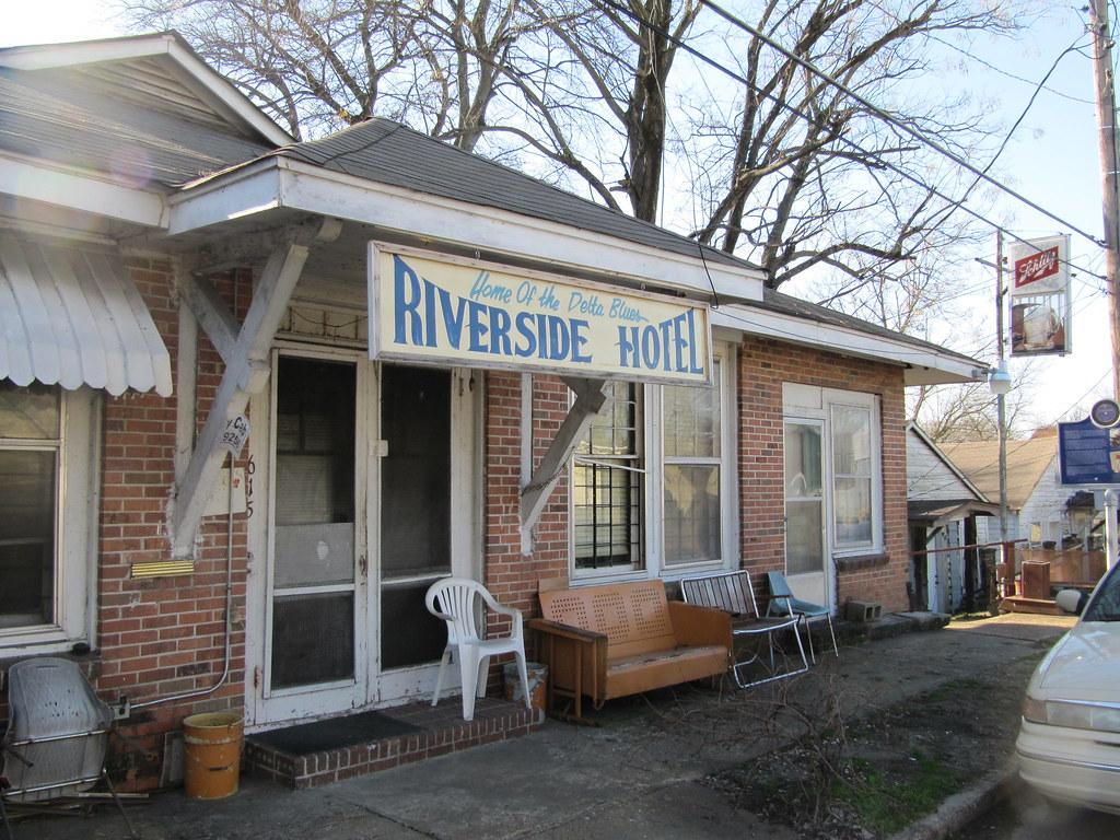 Clarksdale Mississippi Riverside Hotel