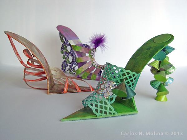 Trio - Paper Shoes