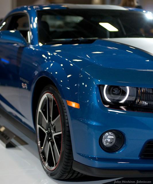 2013 Washington Auto Show - Upper Concourse - Chevy 16