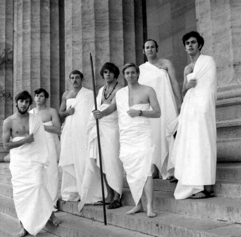 1968-69 Pi Lam Temple