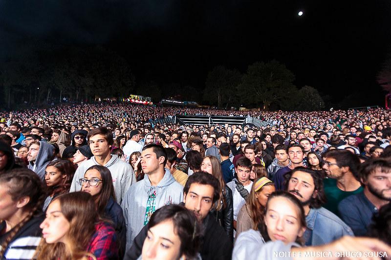 Orelha Negra - Vodafone Paredes de Coura '16