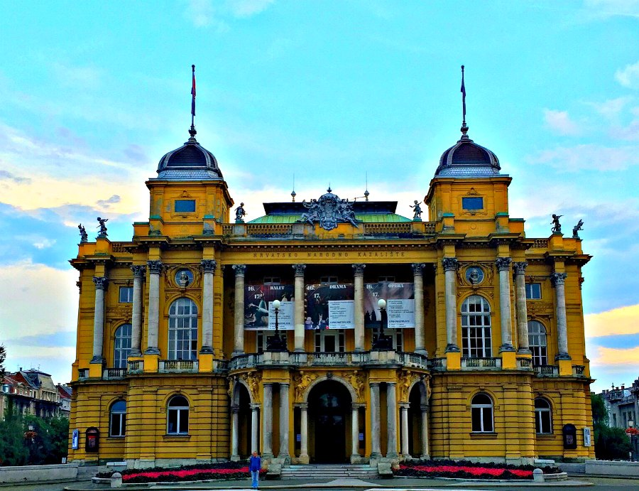 Zagreb: Croatian National Theater
