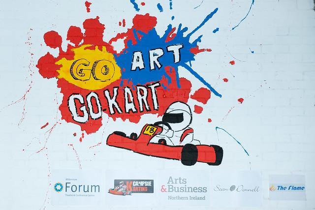 Go Art Go Kart