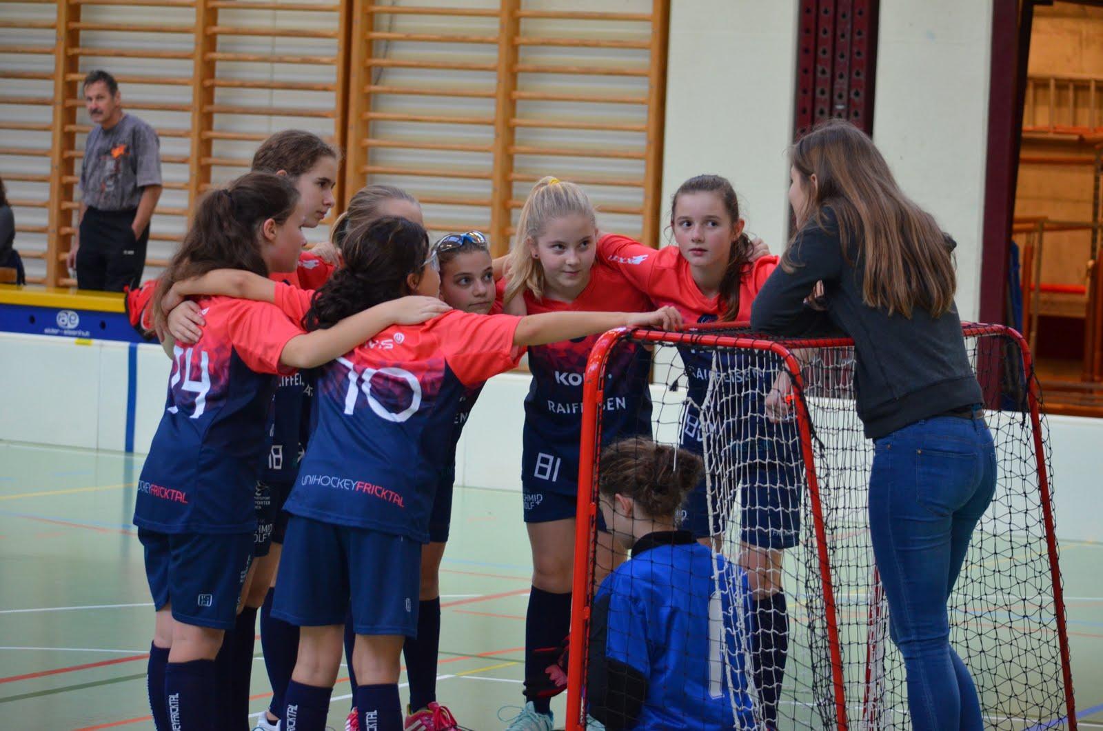 C-Juniorinnen (Heimrunde Saison 2015/2016)
