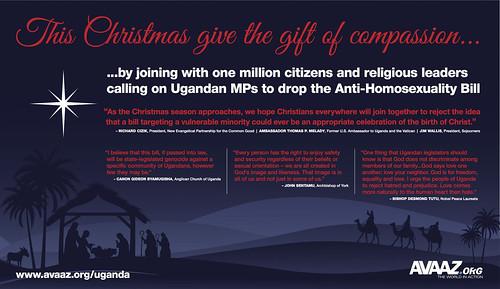 Avaaz Christmas Card for Uganda | by Avaazorg