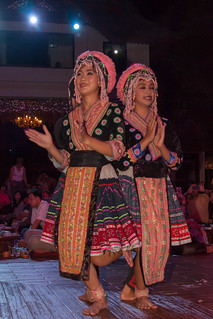 2012-11-22 Thailand Day 04, Khum Khantoke, Chiang Mai | by Qsimple, Memories For The Future Photography