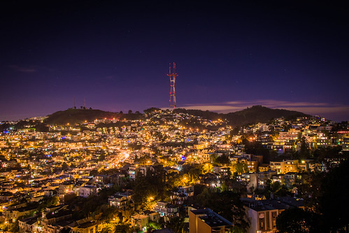 Sutro Tower | by Maykel Loomans