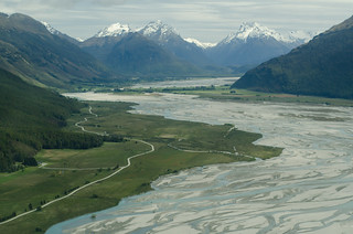 Dart River Valley   by Arbron