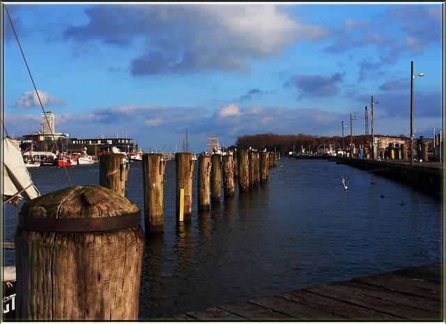 Hafenimpressionen Travemünde/Ostsee