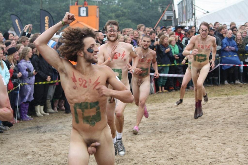 Nude Running