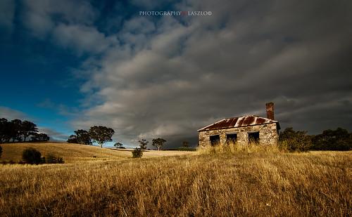 landscape nikon ruin southaustralia adelaidehills laszlob