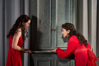 Krassimira Stoyanova as Tatyana and Vigdis Hentze Olsen as Young Tatyana in Eugene Onegin © ROH / Bill Cooper 2013 | by Royal Opera House Covent Garden