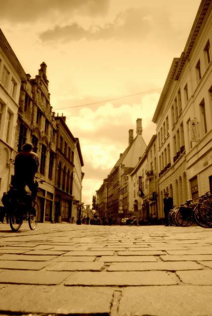 Gent (Ghent), Belgium