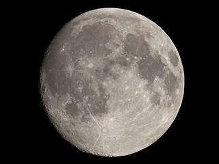 Moon 16.08.2016   by Michal Jeska