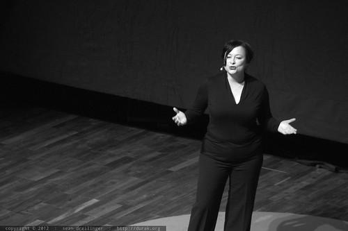 Ann Marie Houghtailing - Making Good Men  - TEDxSanDiego 2012 | by sean dreilinger