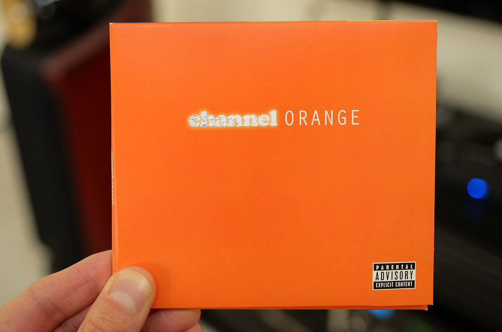 Frank Ocean - channel ORANGE | nuvoid blogspot com/2012/12/p
