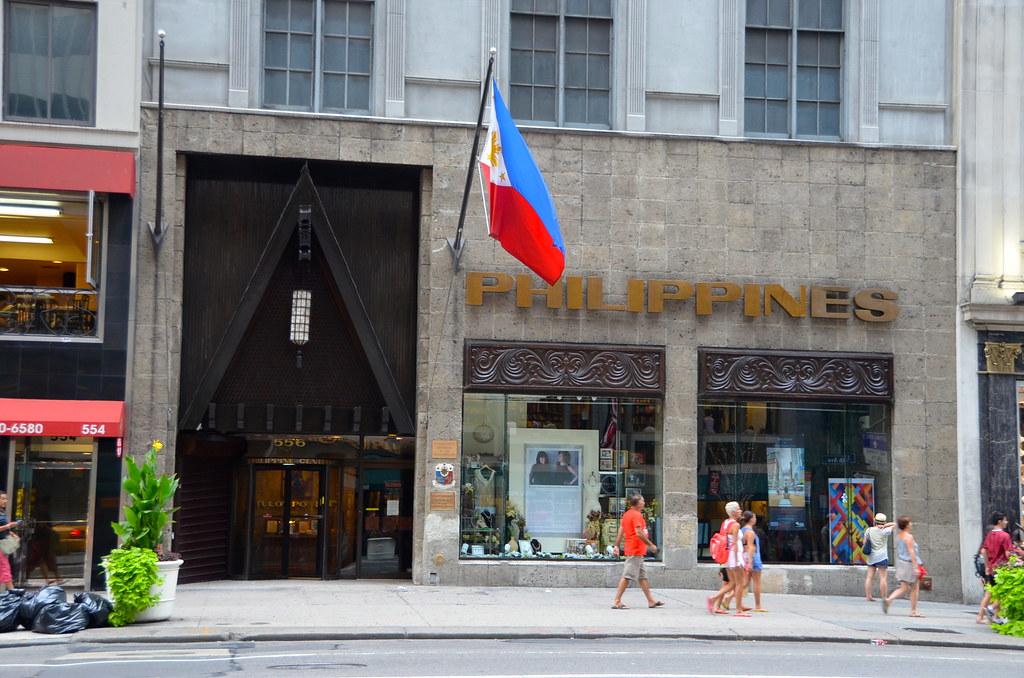 Philippine Center   Philippine Consulate General, New York