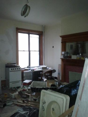 Kitchen window start state | by Preetha & James