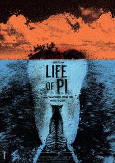 Life of Pi by Daniel Norris - @DanKNorris on Twitter.   by Daniel Norris