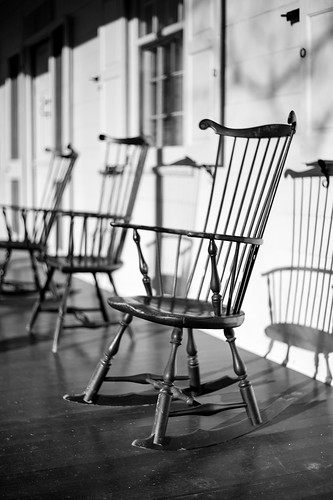white house black farm porch rockingchair rockingchairs walnford