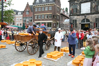 gouda cheese market (38) | by bertknot