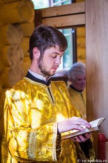 Освящение храма в Кремле 60