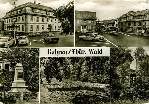 rathaus ansichtskarte postcard blackwhite schwarzundweiss