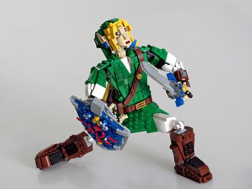 Link off guard