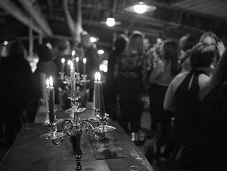 702 - Candle type dinner | by mlNYs