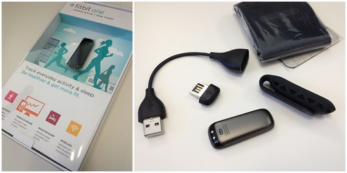 fitbit one, package | by yto