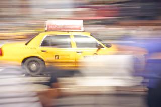 Taxi | by moertl