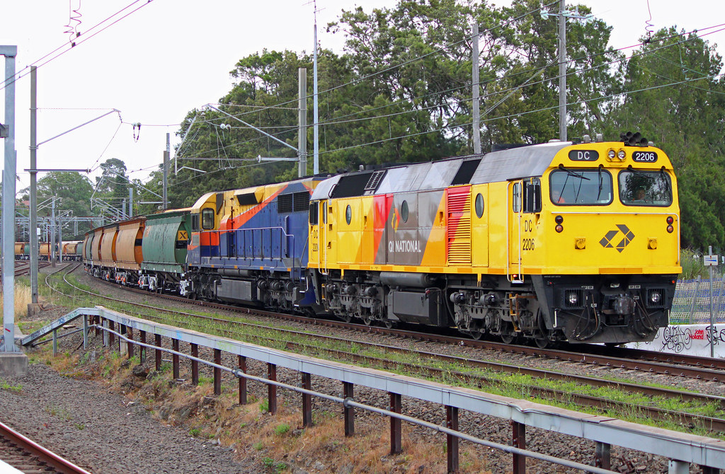 DC2206, LQ3122 3958 Dulwich Hill by Thomas