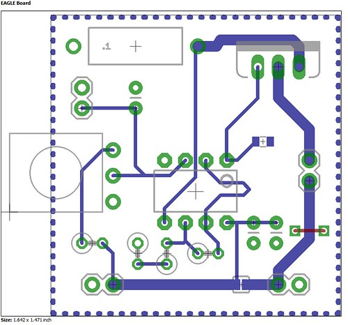 Lens Current Driver V2 Board | by nebarnix