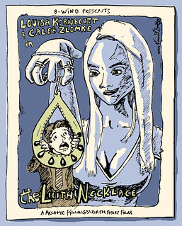 """The Lilith Necklace"" Poster 