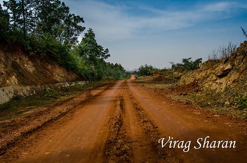 india rural countryside village mud unmetalledroad nikond7000