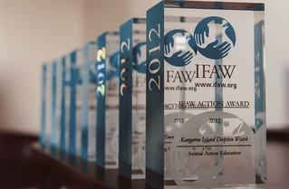 IFAW awards   by Rayya The Vet