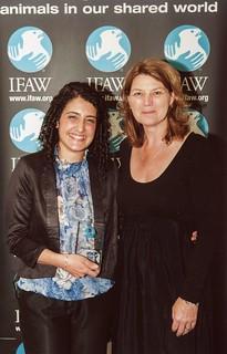 IFAW awards | by Rayya The Vet