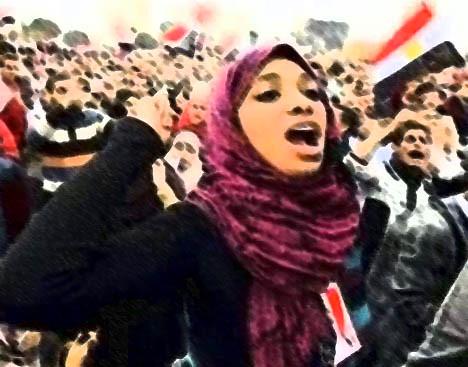 egypt tahrir square 2011 | by AK Rockefeller