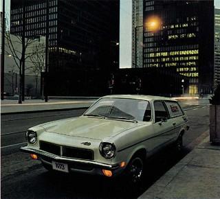 1973 Pontiac Astre